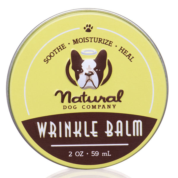 Natural Dog Company - Wrinkle Balm tin dåse