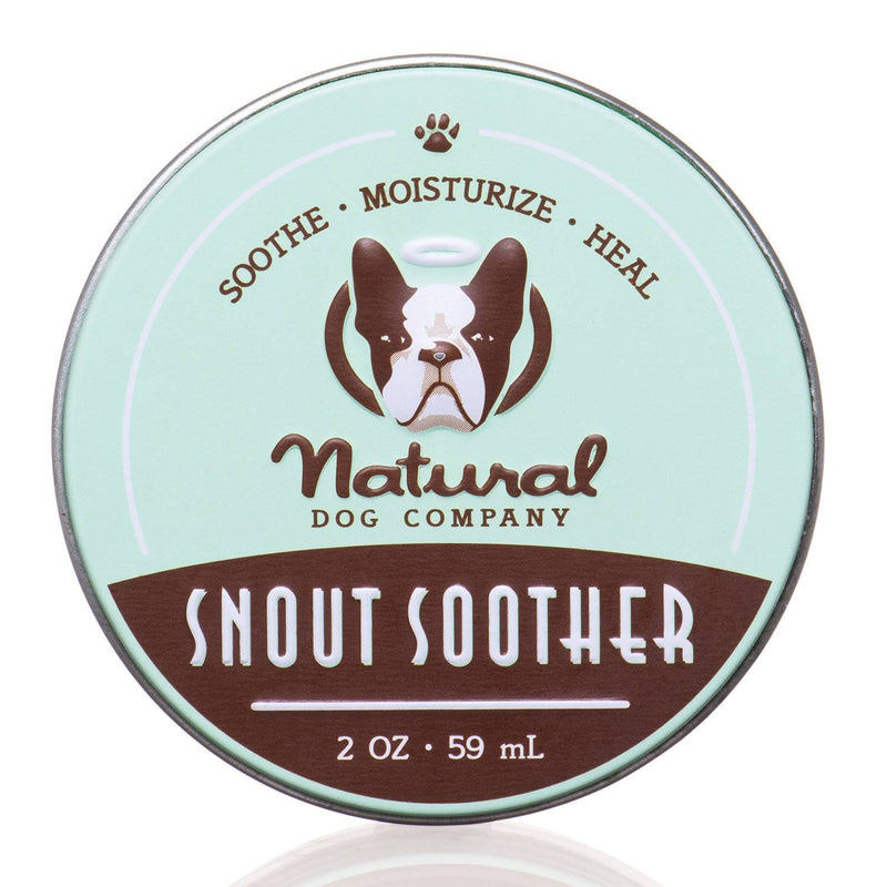 Natural Dog Company - Snout Soother tin dåse