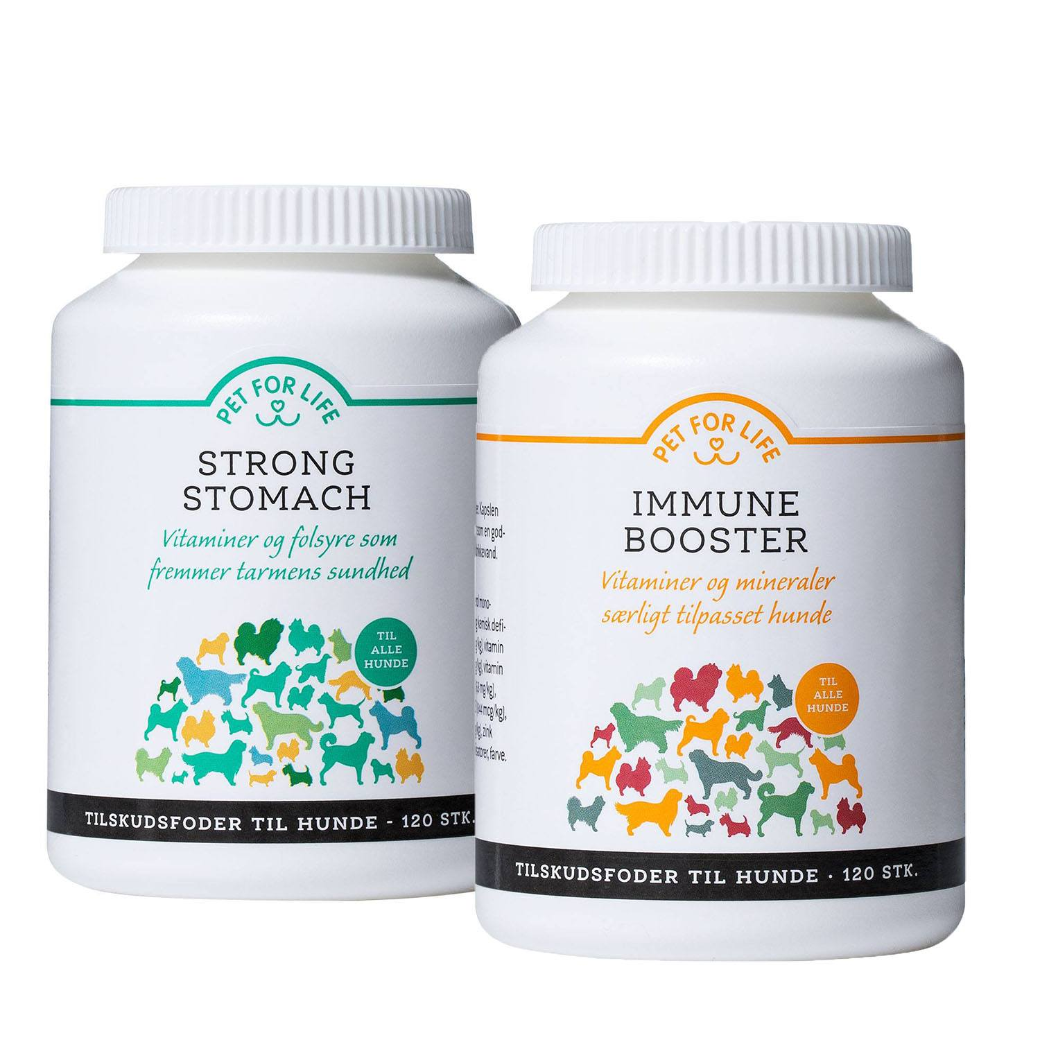 Pet for Life - Strong Stomach & Immune Booster