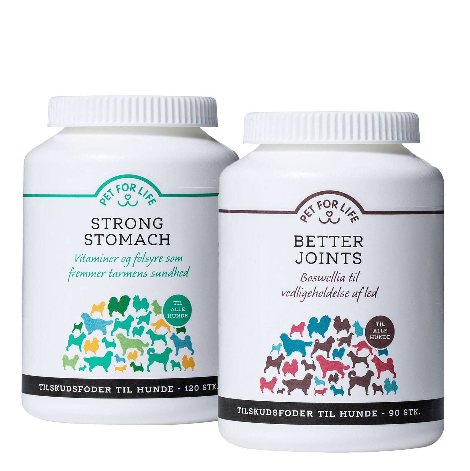 Pet for Life - Strong Stomach & Better Joints
