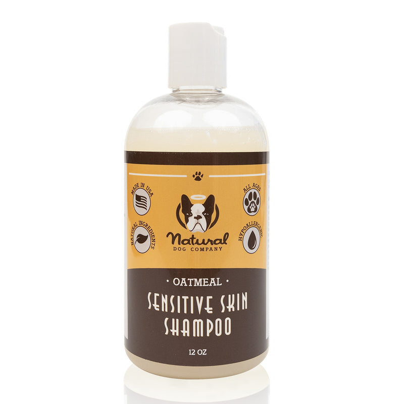 Natural Dog Company - Sensitive Skin Oatmeal Shampoo 350 ml