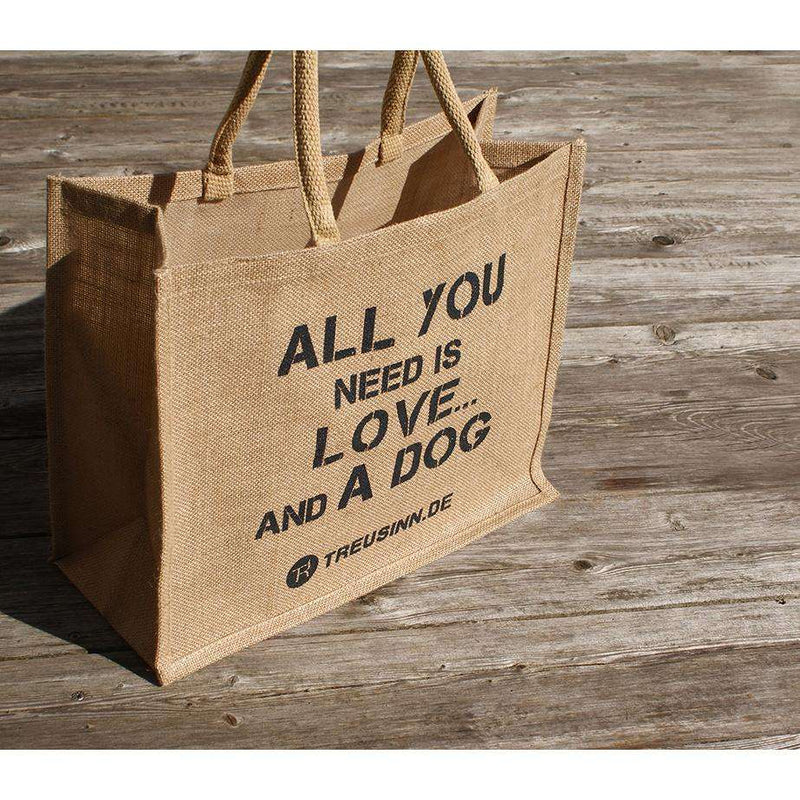 Treusinn Shopper Jute All you need