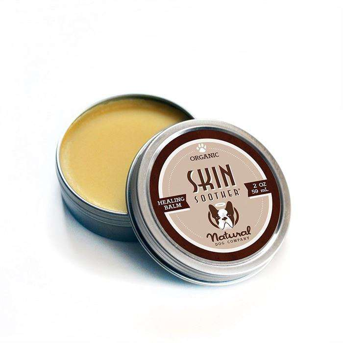 ;Natural Dog Company - Skin Soother tin dåse;Natural Dog Company - Skin Soother tin dåse; (4627147456645)