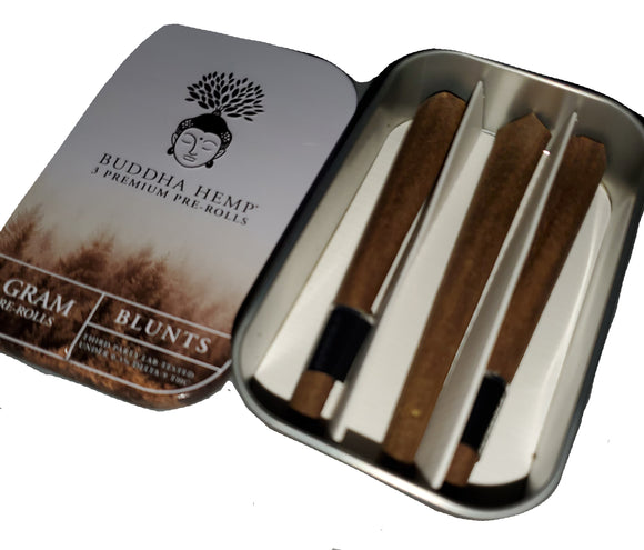 Blunt Pre-Rolls Tin Can - 3 Pack