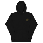 Hong Kong Protester Stealth Hoodie