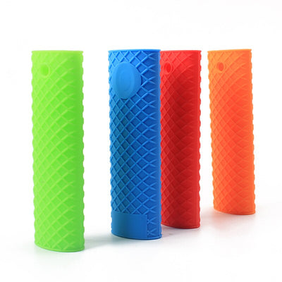 1Pcs Cookware Parts Unique Kitchen Silicone Pot Pan Handle Saucepan Holder Sleeve Slip Cover Grip Cookware Parts Random Color