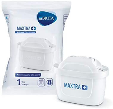 BRITA MAXTRA+( Original) Water Filter Cartridges, Compatible with BRITA Jugs, Helps with Reduction of Limescale and Chlorine, Pack of 6: Amazon.co.uk: Kitchen & Home