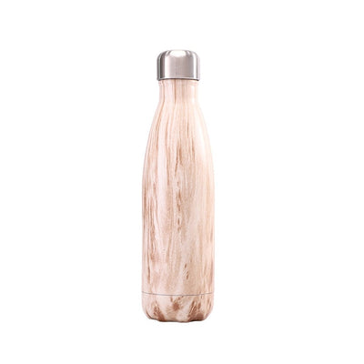 500ML Portable Water Bottle Vacuum Flasks Insulated Flask Thermal Sport Hot Cold Cup Student Travel Mug Creative Thermoses