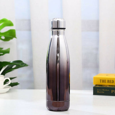 500ML Water Bottle Vacuum Insulated Thermal Metal Sports Chilly Flask/warm cup