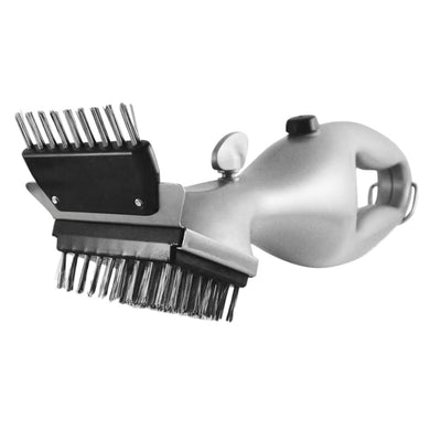 Barbecue Stainless Steel BBQ Cleaning Brush Churrasco Outdoor Grill Cleaner with Power of Steam bbq accessories Cooking Tools