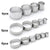 Cake Cookie Mould Cutter Round Circle Shape Stainless Steel DIY Fondant Mold Tools  JS23