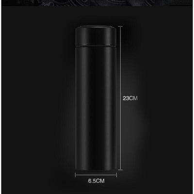 Hot water 304 stainless steel Tumblers Smart Vacuum Insulated Water Bottle with LED Temperature Display coffee thermo Drinkware