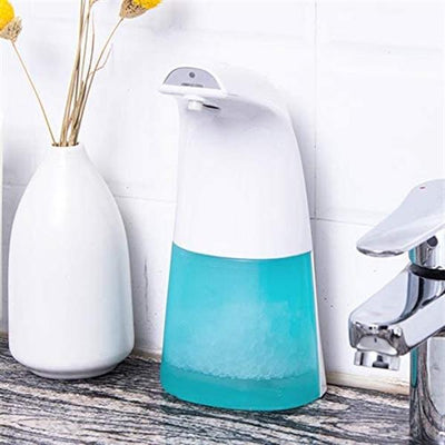 SADALAK Soap Dispenser,Automatic Foam Soap Dispenser Touchless Hand Free Soap Dispenser/Adjustable Soap Dispensing Volume/Hanging Wall for Various Scenarios