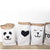 32*61*16CM Kraft Paper Bag Storage  Cute Print