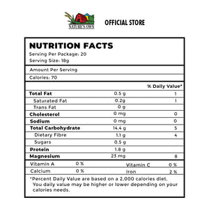 Instant Brown Rice Powder (18g)