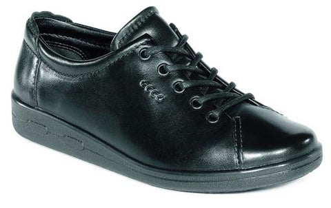 ECCO Soft II Also Soft Black 09473