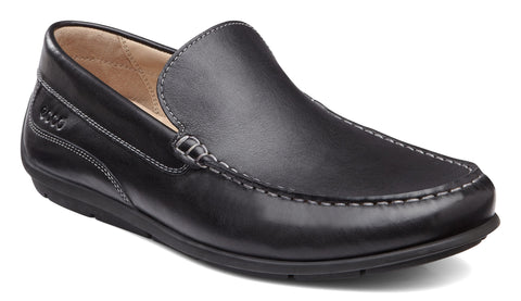 ECCO Classic Moc. Black Leather 571004