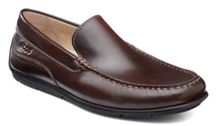ECCO Classic Moc. Coffee Leather 571004