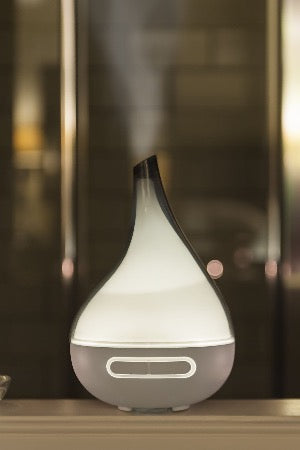 Bloom Aromatherapy Diffuser - Slate
