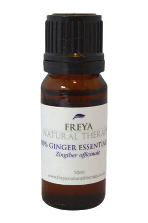 Ginger Essential Oil (Zingiber officinale)