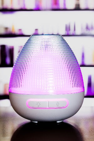 Marina Colour Changing Aroma Diffuser and Mood Lamp