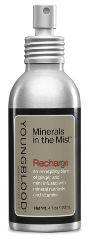 Youngblood Minerals in the Mist