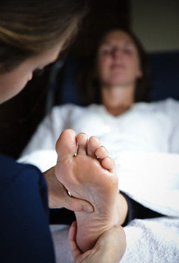 Reflexology Foot Massage - 45 mins