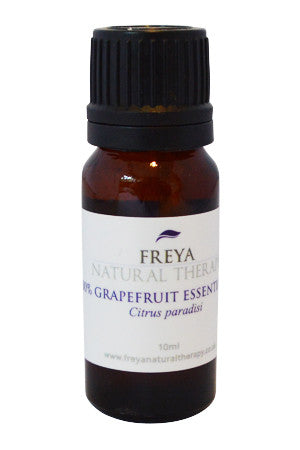 Grapefruit Essential Oil (Citrus paradisi)