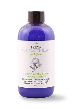Immune System Boost Rescue Remedy Bath Foam