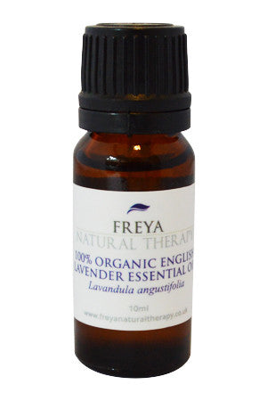 Organic English Lavender Essential Oil (Lavandula Angustifolia)
