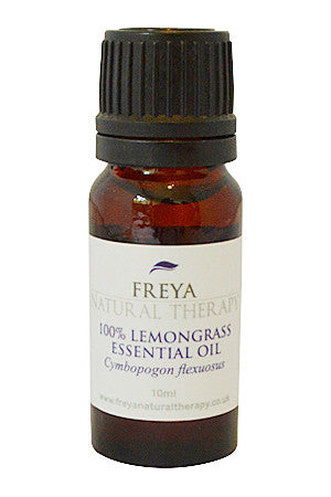 Lemongrass Essential Oil (Cymbopogon Flexuosus)