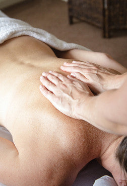 Combined Reflexology and Remedial Massage - 90 minutes