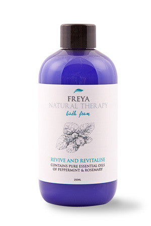 Revive And Revitalise Bath Foam