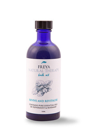 Revive And Revitalise Bath Oil