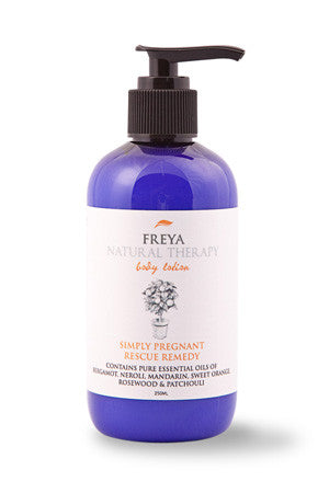 Simply Pregnant Body Lotion - Freya Natural Therapy