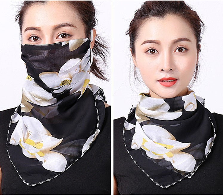 The LikeAudrey Protective Life Scarf