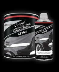2.1 VOC 2K Urethane Primer-Surfacer (High Build) VF6330 + VF6331 Activator