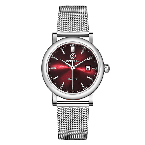 Urban L Steel Watch (Date)