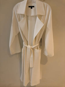 Pull Sleeve Trench-Cream(PER)