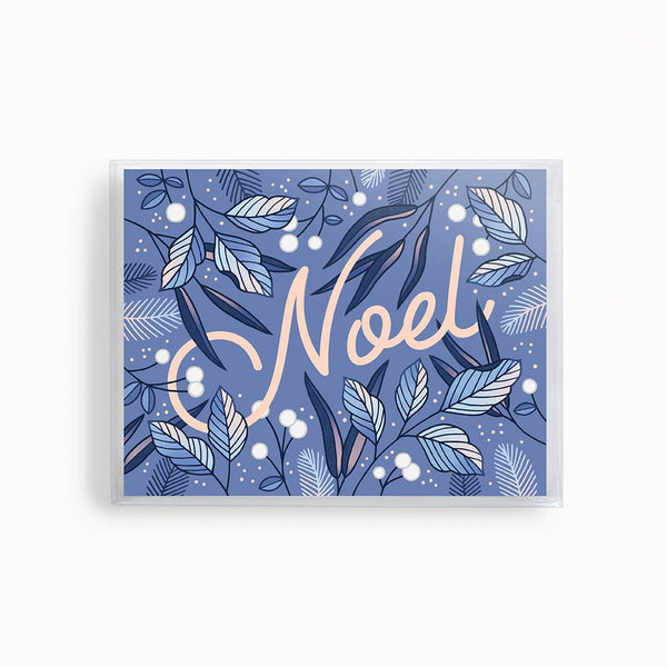 Boxed Set of 8 Noel Cards