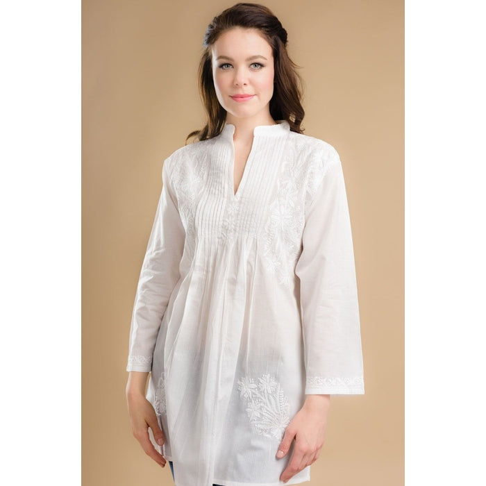 Anisha Embroidered Tunic