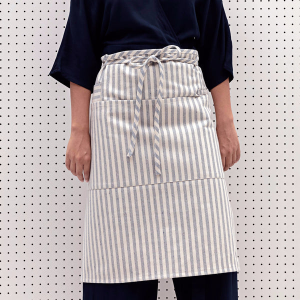 Bistro Apron - Striped