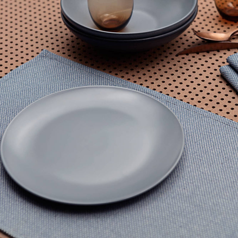 Blue Cotton Placemats | Set of 4