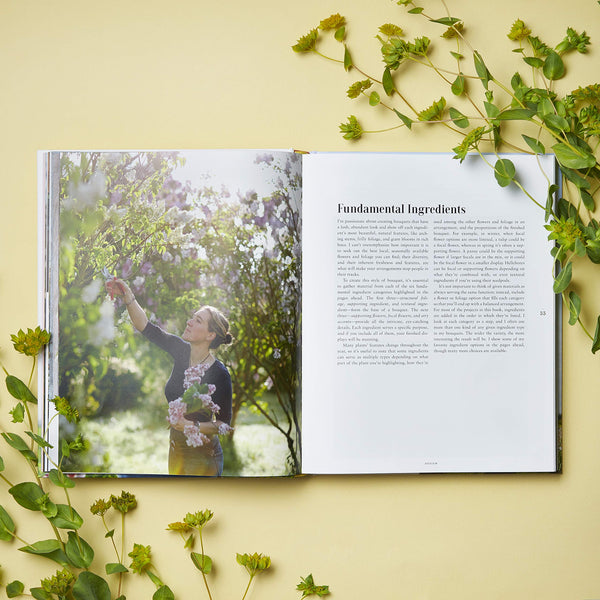 Floret Farm's A Year of Flowers Book