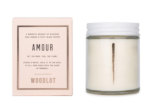 Amour - 8oz Candle