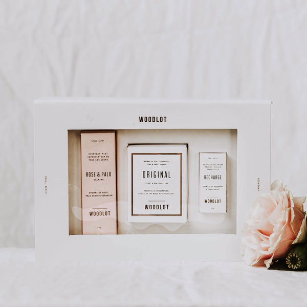 Woodlot Best Sellers Trio Gift Set
