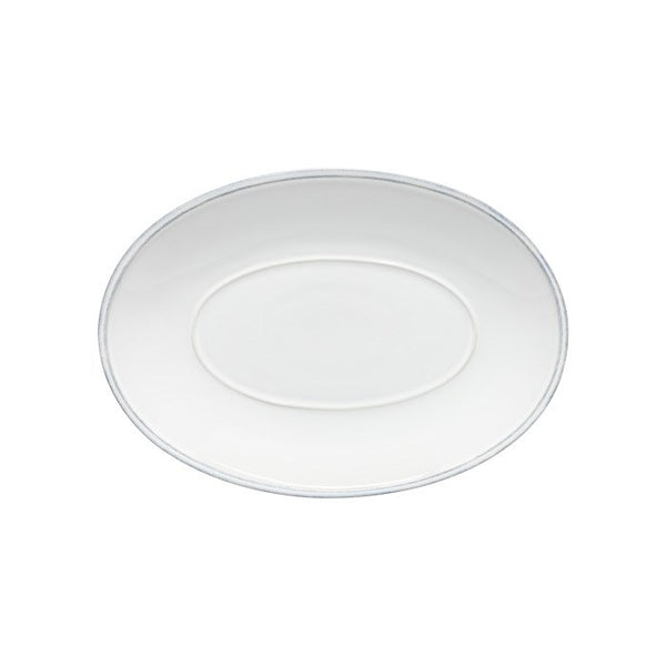 Friso White Oval Platter - Small or Large