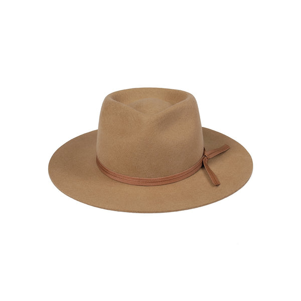Lack of Color Teak Zulu Fedora