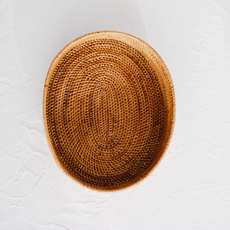 Sedona Oval Basket
