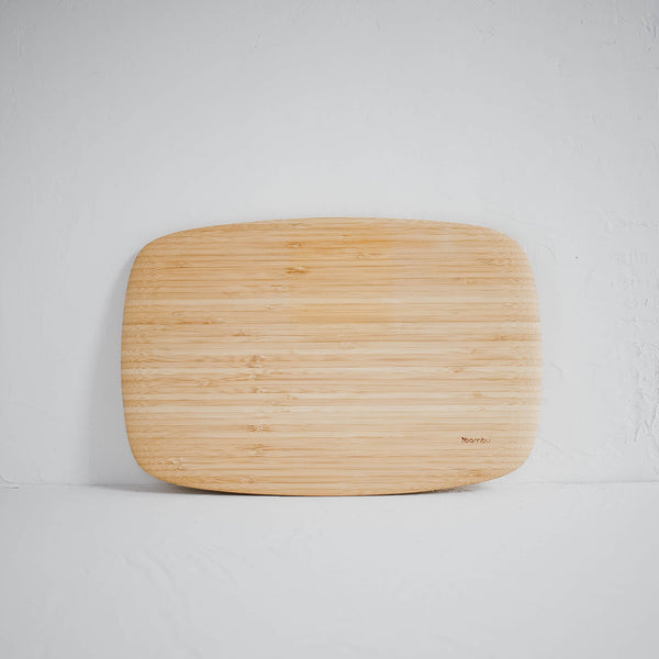 Bamboo Cutting & Serving Board in Small